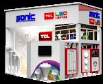 Sonic PhilConstruct 2016 Booth